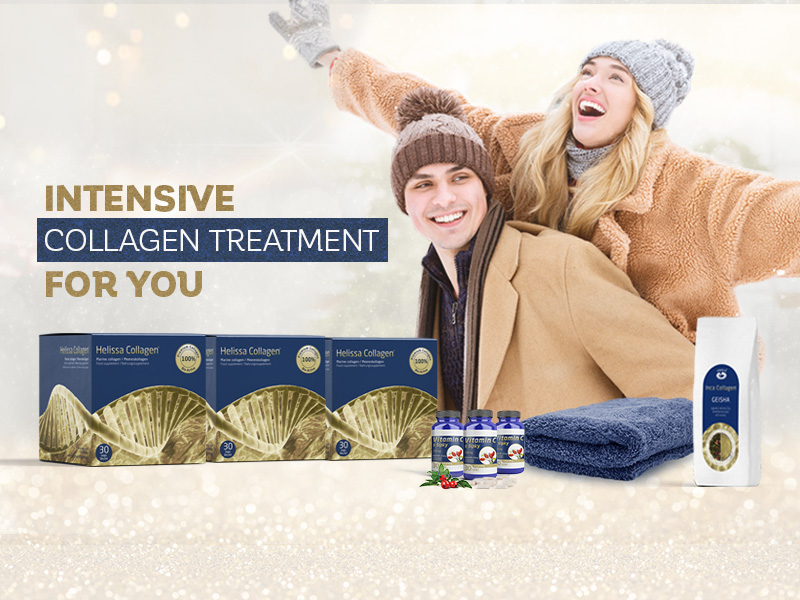Get a great gift to your collagen treatment