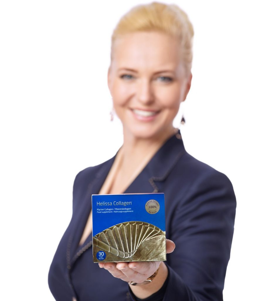 Romana Ljubasova CEO Helissa Collagen